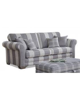 Georgia Grand Sofa in XE Fabric