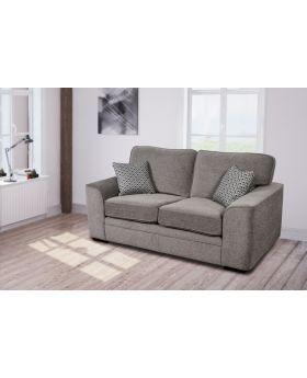 GFA Islington Almond Fixed 2 Seater Sofa