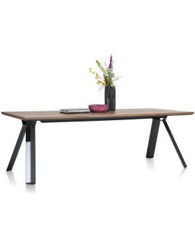 Habufa Janella Fixed Dining Table - 3 Sizes 180/210/240cm
