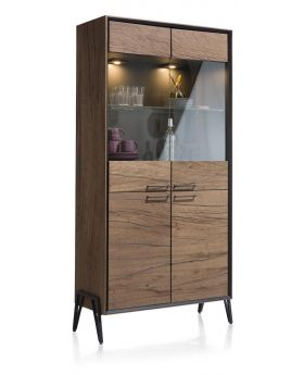 Habufa Janella Glass Display Cabinet