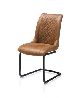 Habufa Armin Dining Chair - Cognac