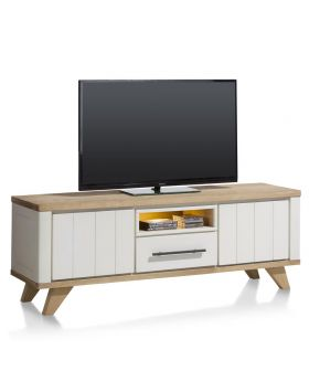 Habufa Jardin 170cm TV Unit White