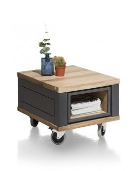 Habufa Jardin Lamp Table in Anthracite
