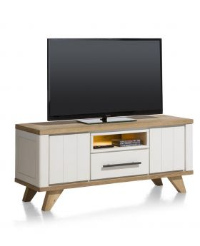 Habufa Jardin 140cm TV Unit White