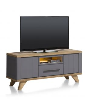 Habufa Jardin 140cm TV Unit Anthracite