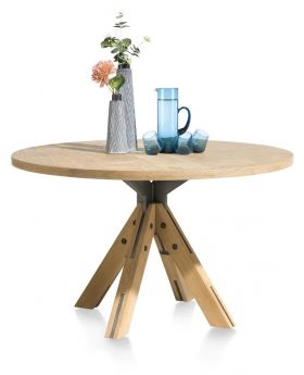Habufa Jardin Round Dining Table