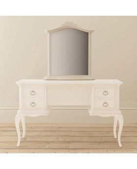 Willis and Gambier Ivory Bedroom Mirror