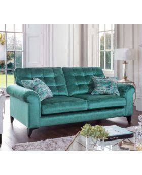 Jasmine 2 Seater Sofa in XE Fabric