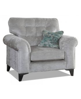 Jasmine Chair in XE Fabric