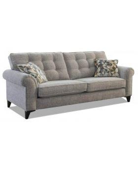 Jasmine Grand Sofa in XE Fabric