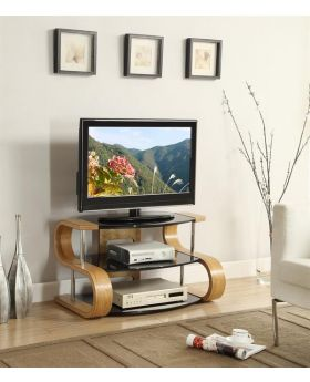 Jual JF203 850 Oak TV Stand
