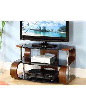Jual JF203 850 Walnut TV Stand