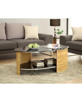 Jual JF301 Oak CoffeeTable