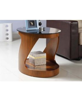 Jual JF304 Walnut Lamp Table