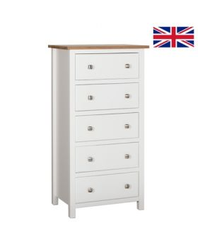 Devonshire Kenwith 5 Drawer Wellington