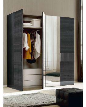 ALF Montecarlo 4 Door Wardrobe