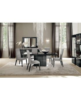 ALF Montecarlo Dining Table and 4 Chairs