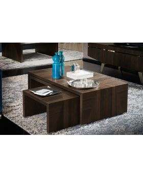 ALF Accademia Coffee Table with Two Occasional Tables