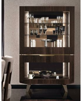 ALF Accademia Open Display Cabinet