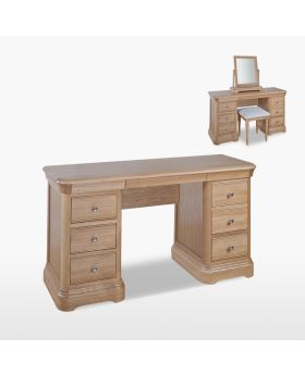 TCH Lamont Bedroom Double Dressing Table