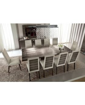 ALF Monaco Extending Dining Table 196/250