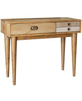Loft Reclaimed Pine Dressing Table