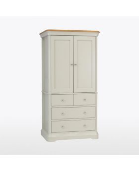 Stag Cromwell Bedroom Linen Cupboard