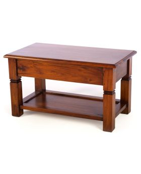 Ancient Mariner Mahogany Village Small Coffee Table