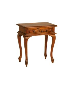 Ancient Mariner Mahogany Village Cab Leg Table
