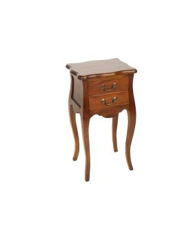 Ancient Mariner Mahogany Village French Side Table