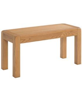 Devonshire Avon Oak 90Cm Bench