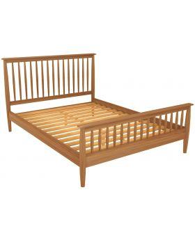 Malmo Kingsize 150cm Bed Frame