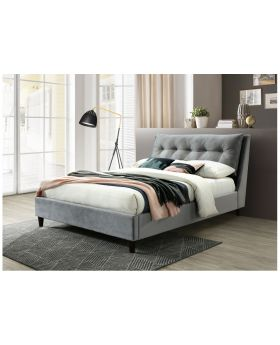 Megan Bed Frame Grey