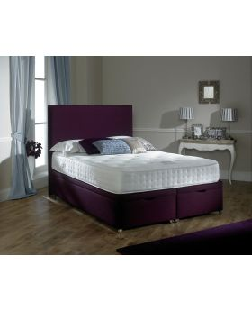 Relyon Memory Ortho Pocket Firm Divan Bed Set