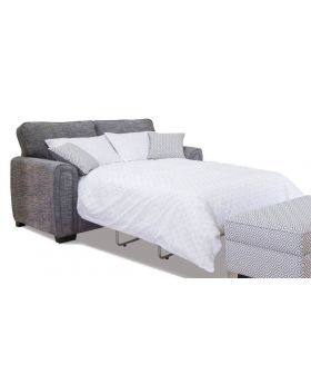 Memphis 3 Seater Sofa Bed Regal (Standard Back) in XE Fabric