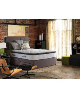 Sealy Messina Pocket 1400 Divan Bed Set
