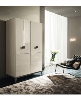 ALF Mont Blanc 2 Door Swinging Wardrobe