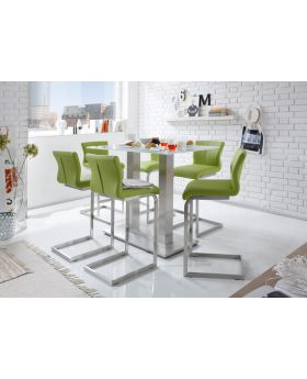 MWA Nova Bar Table & Derby Bar Stools