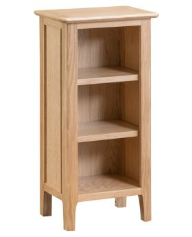 Kettle NT Dining Small Narrow Bookcase