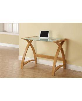 Jual PC201 900 Oak LT Laptop Table