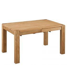 Classic Furniture Norway Oak Extending Dining Table