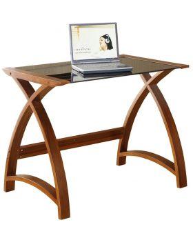 Jual PC201 900 LT Walnut Laptop Table
