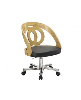 Jual PC606 Oak Office Chair