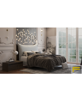 Furmanac Pillow Ottoman Bed Frame