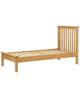 Classic Furniture Portland 3'0 Bed-oak