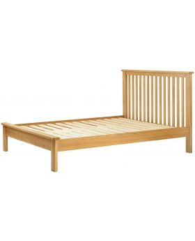 Classic Furniture Portland 5'0 Bed-oak