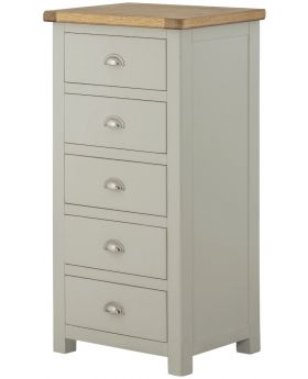 Classic Furniture Portland Wellington Chest-stone