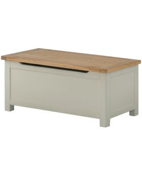 Classic Furniture Portland Blanket Box-stone