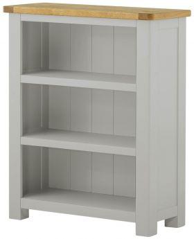 Classic Furniture Portland Small Bookcase-stone