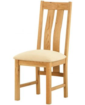 Classic Furniture Portland Dining Chair-oak
